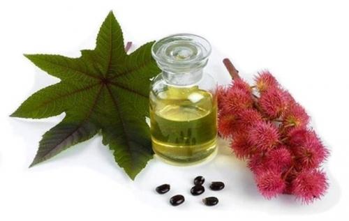 Натуральное касторовое масло для роста ресниц